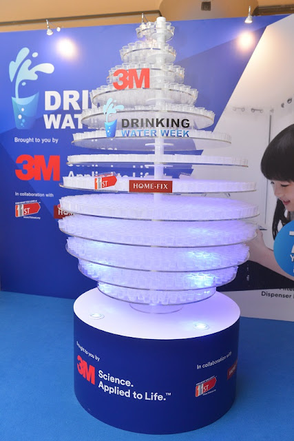 3M Empowers Young Children at Drinking Water Week