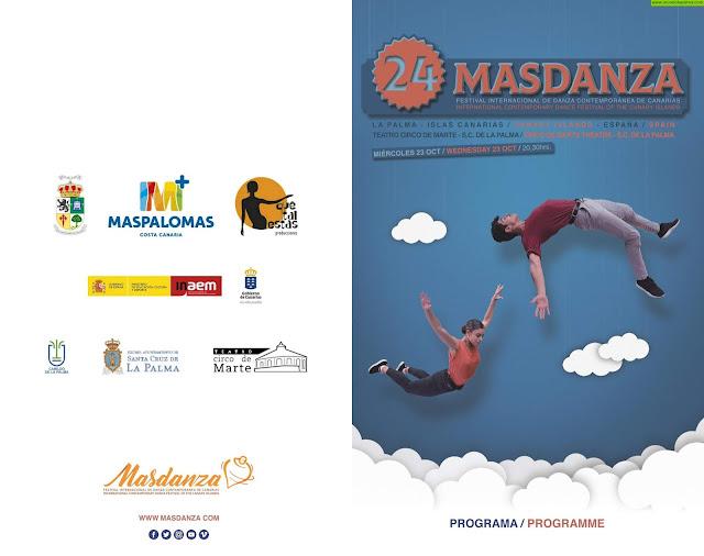 XXIV Edición del Festival Internacional de Danza Contemporánea de Canarias