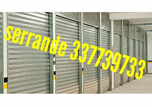 RIPARAZIONE SERRANDE via FLAMINIA VECCHIA cell.337739733 Dario