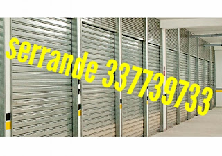 RIPARAZIONE SERRANDE TALENTI cell. 337739733 Dario