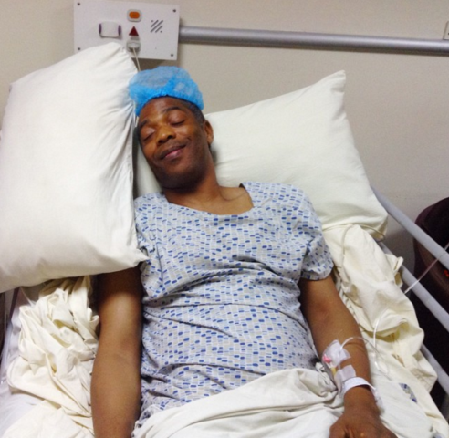 Femi Kuti underwent operation