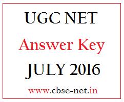 image : CBSE UGC NET Answer Key Paper-III - July-August 2016 @ cbse-net.in