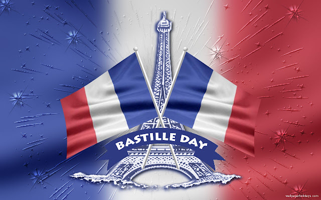Bastille Day History