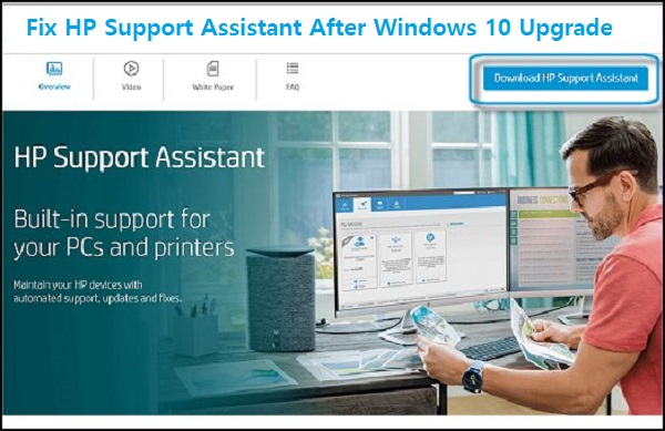 fix-hp-support-assistant-after-windows-10-upgrade