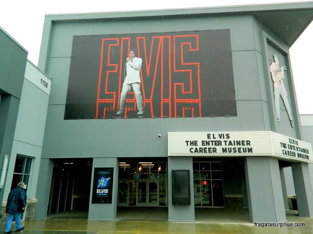 Museus dedicados a Elvis Presley em Graceland