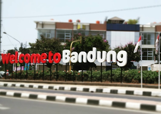 Bandung , Kota Beribu Wisata Yang Instagramable