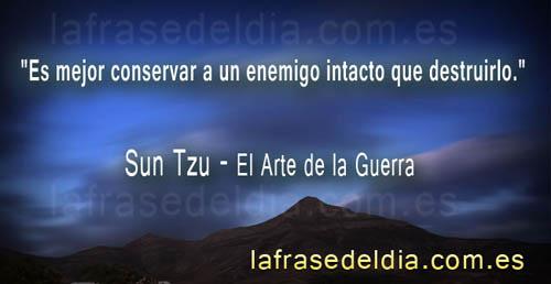 Citas famosas de Sun Tzu, el arte de la Guerra