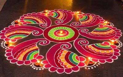 Diwali Special Rangoli