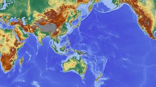 太平洋 地図