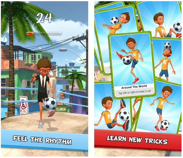 Download Game Mod - Kickerinho Apk v2.4.2 (Unlimited Money)