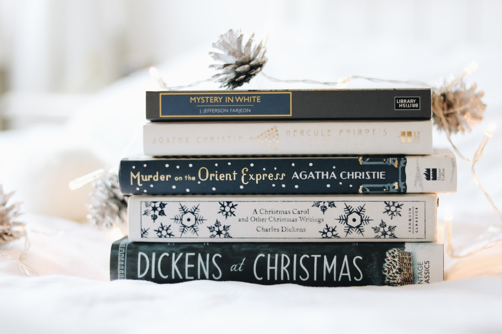 Christmas Bookish Gift Guide 2017 | Part 1 | Tea with Darcy