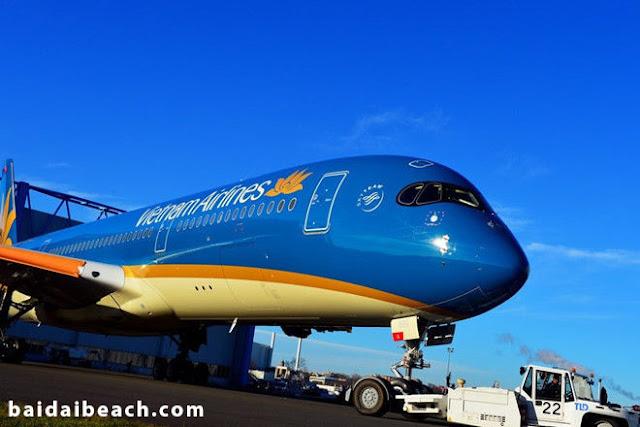 Vietnam Airline xin lỗi hàng khách về vụ việc đáp nhầm đường băng