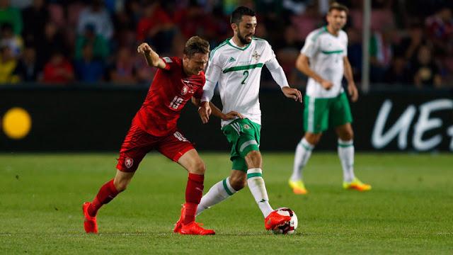 Checos y Norirlandeses se juegan la vida en las Eliminatorias Europa Rusia 2018 cuando se enfrenten en Belfast