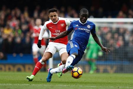 Assistir Chelsea x Arsenal AO VIVO Grátis em HD 17/09/2017