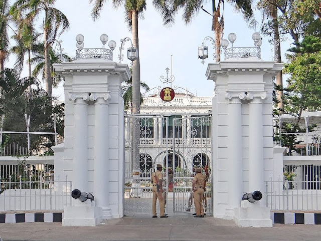Raj-Niwas-Pondicherry