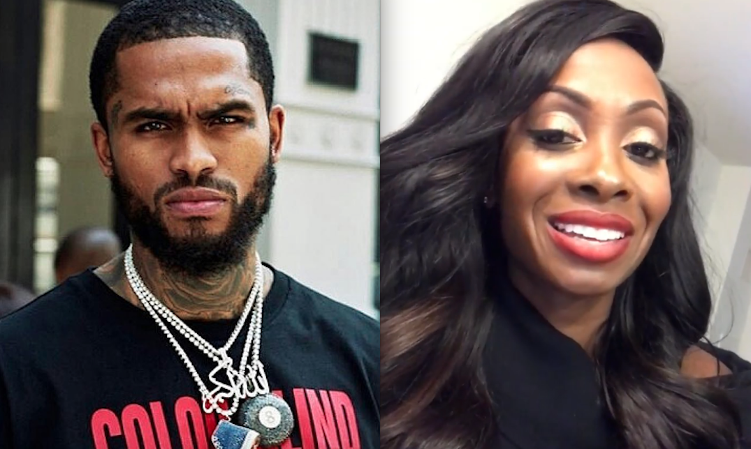 Rhymes with snitch celebrity and entertainment news dave east new york rapper dave east and chicago radio host kendra g get into a knock down drag out e fight after she curses him out for bailing on a scheduled meet m4hsunfo