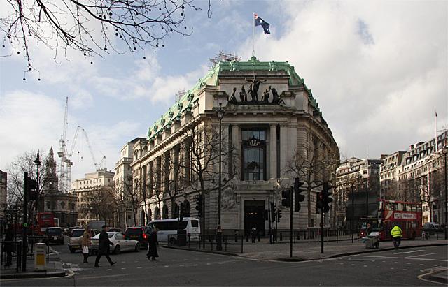 Australian House, Londres