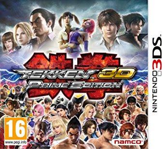 Tekken 3D Prime Edition CIA 3DS USA