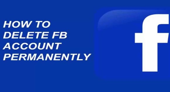 How to Completely Delete FB Account