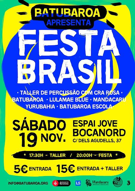Festa Brasil Batubaroa 2016
