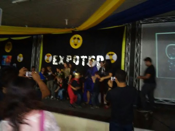NTE na EXPOTED em Ananindeua