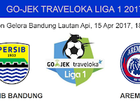 Jadwal Liga 1: Persib vs Arema FC