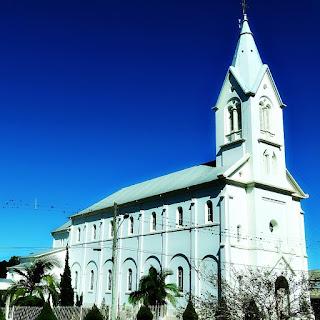 Igreja Santa Teresa, Vera Cruz (RS)