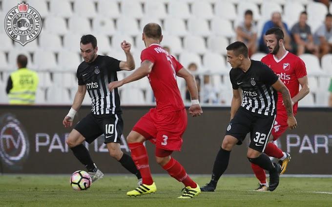 Partizan pobedio, ali se mučio!