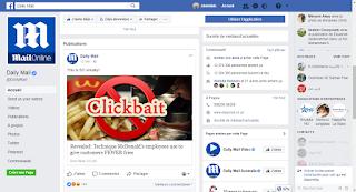 حل مشكل عدم وصول منشورات الروابط لمعجبي صفحات الفيس بوك clickbait
