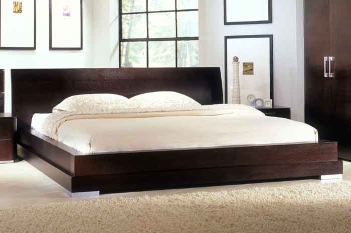 how to build a platform bed with casters | Quick ...