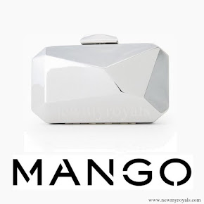 Princess Sofia MANGO Geometric Clutch