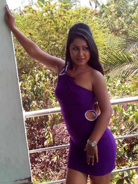 Priyanka Pandit busy in shooting Dam Movie in Gorakhpur