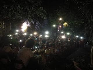 """Actuación en Jerez de la Frontera """"U-la! Lúa!"""
