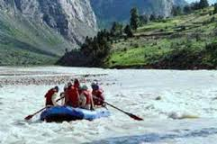 Rafting in Beas River