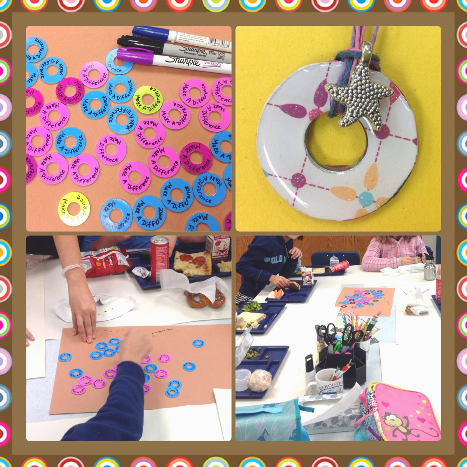 Make A Difference A Girls Lunch Bunch Project Idea The Middle