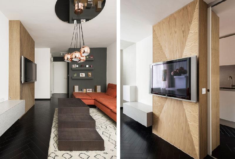 Appartamento Filippo - living