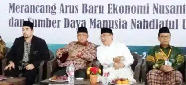 Gus Yahya: Dunia Butuh Pertolongan Umat Islam Indonesia