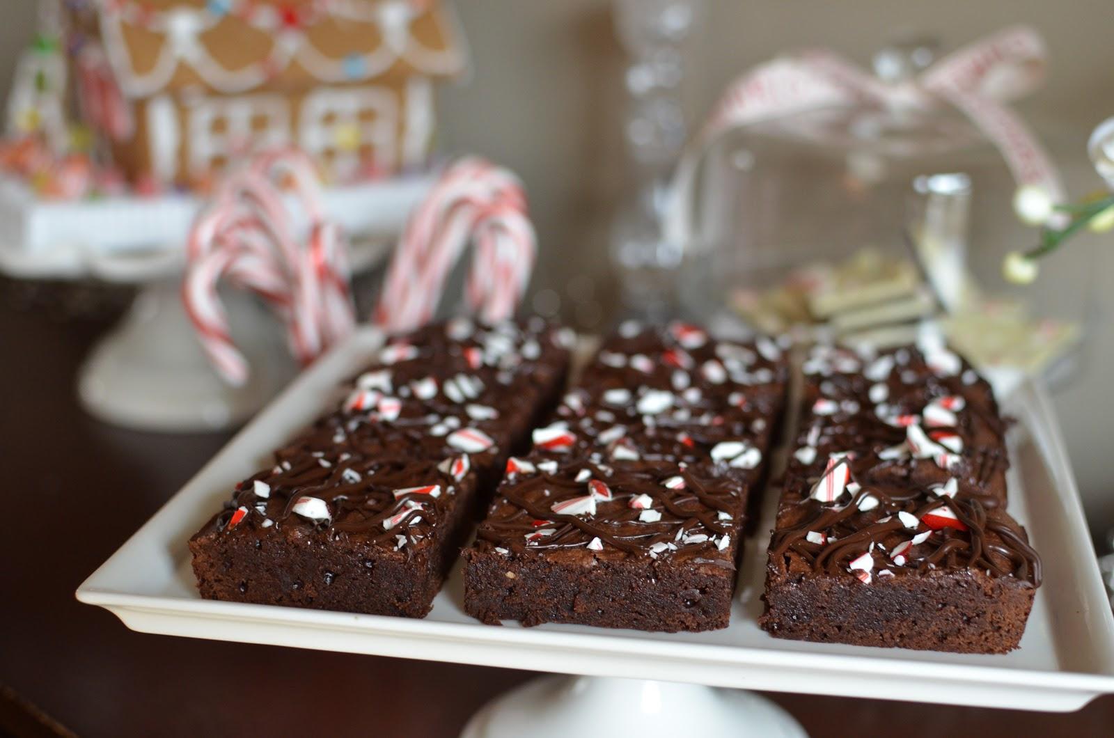 Dark Chocolate Peppermint Patty Cake