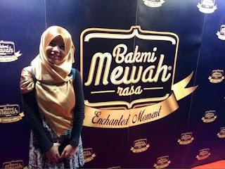 Launching Bakmi Mewah