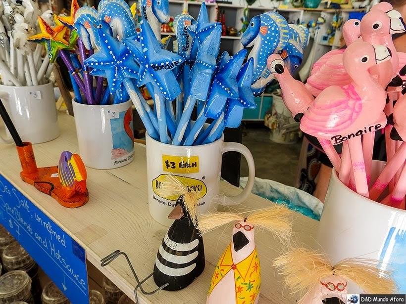 Compras em Bonaire - Diário de Bordo: cruzeiro pelo Caribe