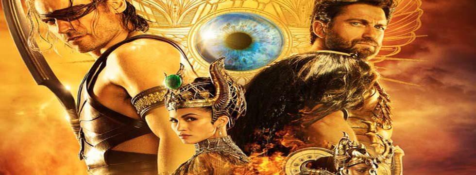 مشاهدة فيلم Gods of Egypt 2016 مترجم اون لاين او فيلم الهة مصر