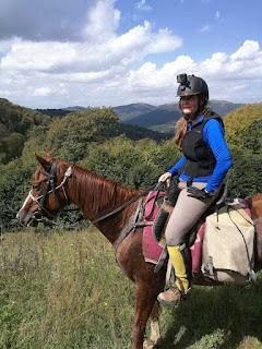 Riitta Kosonen, Riitta reissaa, Georgia, Horsexplore, ratsastusmatka, maastoratsastus