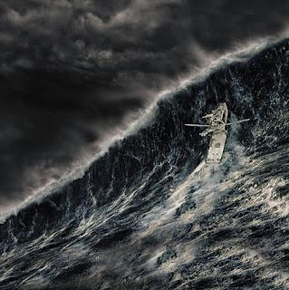 "Foto de la Película ""La Tormenta Perfecta"" dirigida por Wolfgang Petersen"