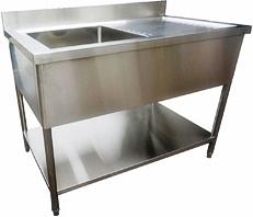 Daftar Harga Tempat Cuci Piring Restoran Stainless Steel Portabel Terbaru