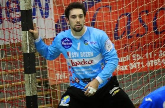 Manuel Adler cambia de equipo en Italia | Mundo Handball