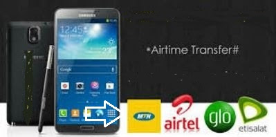 Tranfer Airtime To All Networks MTN Airtel Glo Etisalat