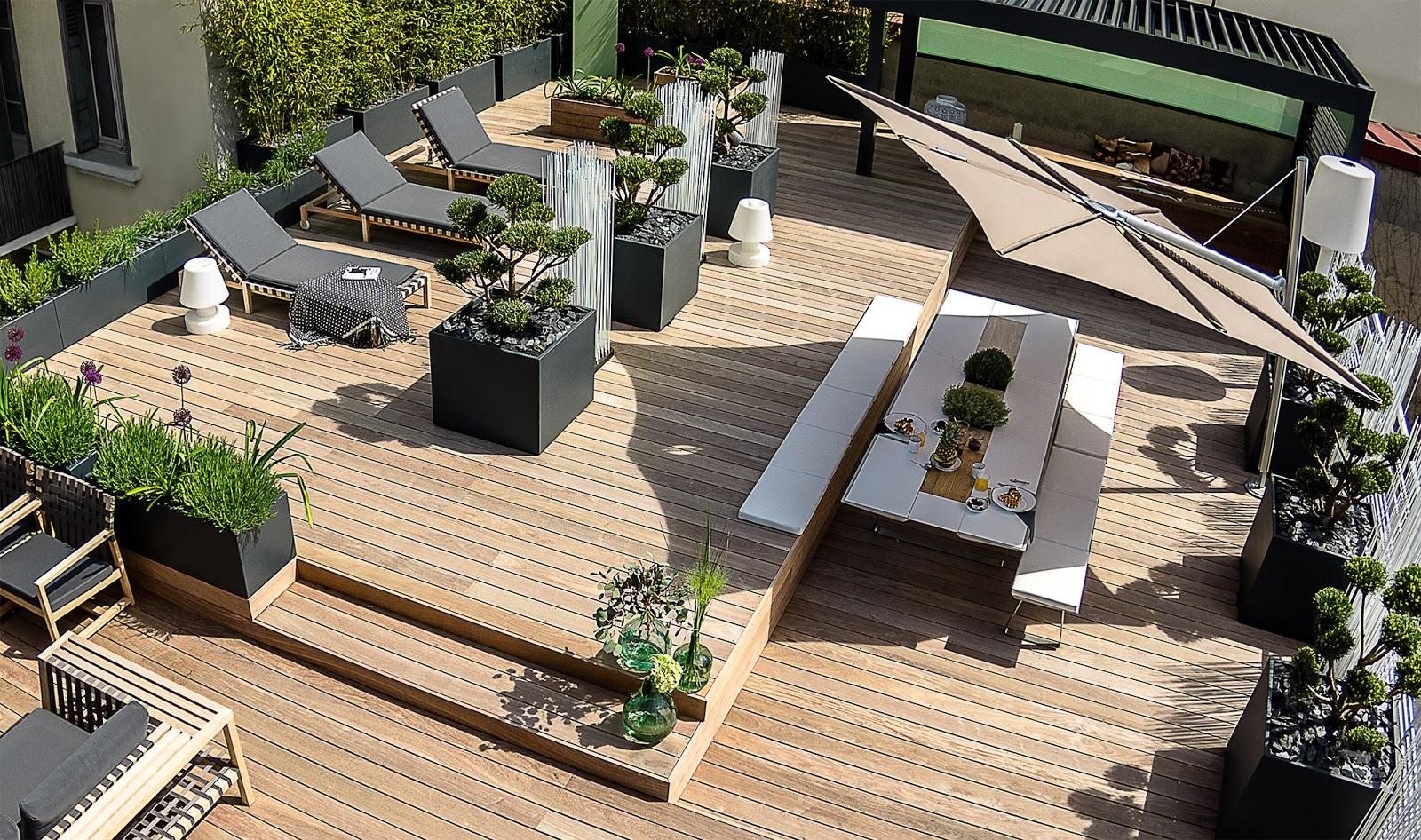bacs image 39 in en toit terrasse annecy quand le design s invite sur les toits actualit. Black Bedroom Furniture Sets. Home Design Ideas