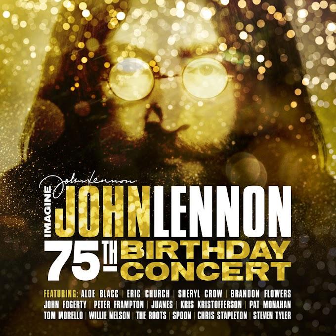 Various Artists - Imagine: John Lennon 75th Birthday Concert (Live) [iTunes Plus AAC M4A]