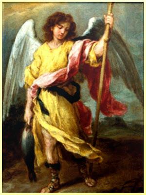 Resultado de imagen de imagenes arcangel san rafael