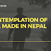 A contemplation of Rape, Made in Nepal